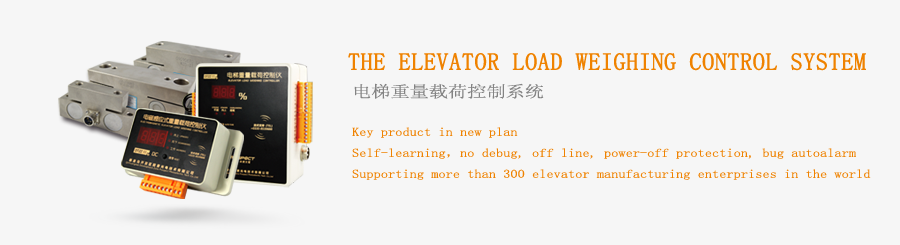 THE ELEVATOR LOAD WEIGHING CONTROL SYSTEM
